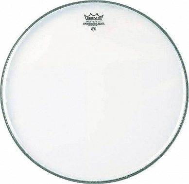 "Пластик REMO AMBASSADOR 14"" CLEAR SNARE SIDE"