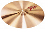 ТАРЕЛКА PAISTE 16 PST7 Thin Crash