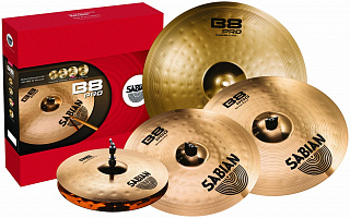 КОМПЛЕКТ ТАРЕЛОК SABIAN B8 PRO Performance Set+18