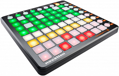 КОМПЛЕКТ NOVATION Launchpad S Control Pack
