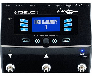 Процессор эффектов TC HELICON Play Acoustic