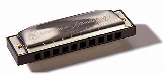 Губная гармошка HOHNER COUNTRY SPECIAL 560/20A