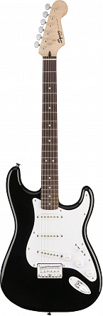 FENDER SQUIER BULLET STRATOCASTER® Hard Tail, SSS Black