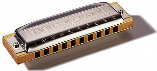 ГУБНАЯ ГАРМОШКА HOHNER BLUES HARP 532/20 MS D