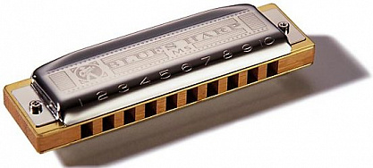 ГУБНАЯ ГАРМОШКА HOHNER BLUES HARP 532/20 MS E