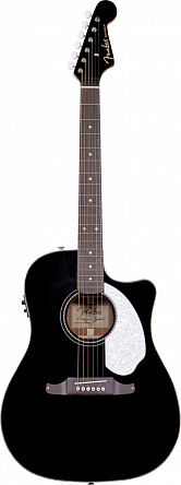ЭЛЕКТРОАКУСТИЧЕСКАЯ ГИТАРА FENDER SONORAN SCE BLACK