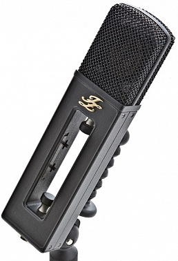 МИКРОФОН JZ MICROPHONES BLACK HOLE BH-1S