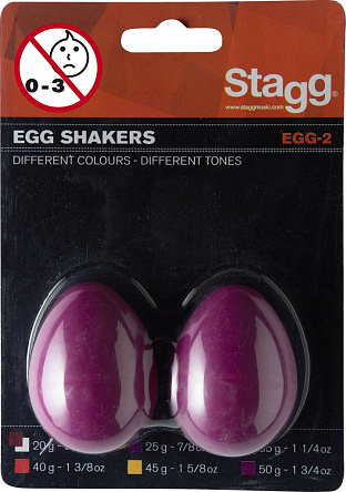 ШЕЙКЕРЫ STAGG EGG-2 MG