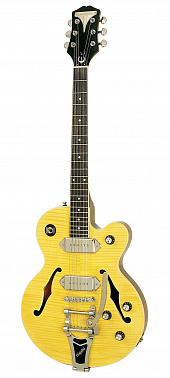 ЭЛЕКТРОГИТАРА EPIPHONE WILDKAT ANT. NATURAL CH HDWE W/BIGSBY