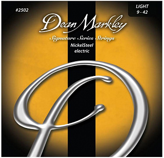 СТРУНЫ DEAN MARKLEY NICKELSTEEL ELECTRIC 2502 LT
