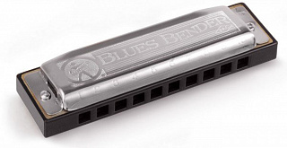 Губная гармошка HOHNER BLUES BENDER A