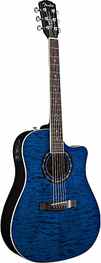 FENDER TBUCKET 300SCE TRANSPARENT BLUE