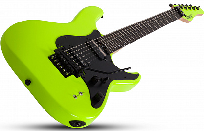 Электрогитара SCHECTER SUN VALLEY SUPER SHREDDER FR S BIRCH GREEN