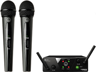 AKG WMS40 Mini2 Vocal Set US25AC