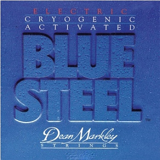 СТРУНЫ DEAN MARKLEY BLUE STEEL ELECTRIC 2557 DT