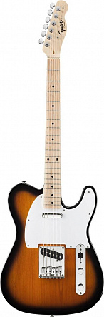 FENDER SQUIER AFFINITY TELECASTER MN 2-COLOR SUNBURST