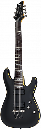 ЭЛЕКТРОГИТАРА SCHECTER DEMON-7 ABSN