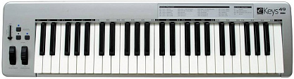 MIDI-КЛАВИАТУРА EVOLUTION EKEYS-49