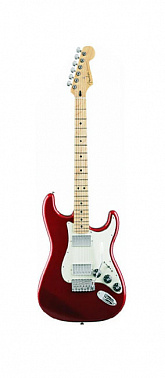 ЭЛЕКТРОГИТАРА FENDER STRATOCASTER BLACKTOP HH MN CAR