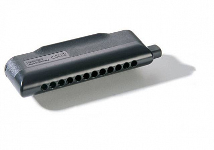 ГУБНАЯ ГАРМОШКА HOHNER CX 12 BLACK 7545/48 E