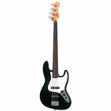 БАС-ГИТАРА FENDER STANDARD JAZZ BASS BLK