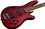 Бас-гитара SCHECTER SGR C-4 BASS M RED
