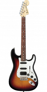 ЭЛЕКТРОГИТАРА FENDER HIGHWAY 1 STRATOCASTER HSS RW FLAT 3-COLOR SUNBURST
