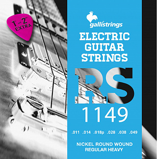 Струны GALLI STRINGS RS1149