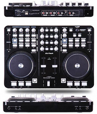 DJ КОНТРОЛЛЕР DJ-TECH i-Mix Reload MKII