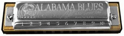 ГУБНАЯ ГАРМОШКА HOHNER ALABAMA BLUES