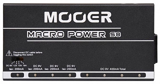 Блок питания MOOER Macro Power S8