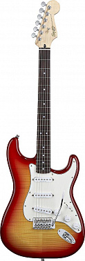 ЭЛЕКТРОГИТАРА FENDER SQUIER VINTAGE MODIFIED STRAT RW CHERRY SUNBURST