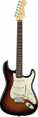 ЭЛЕКТРОГИТАРА FENDER AMERICAN DELUXE RW 3-COLOR SUNBURST