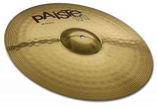 ТАРЕЛКА PAISTE 16 CRASH 101 BRASS