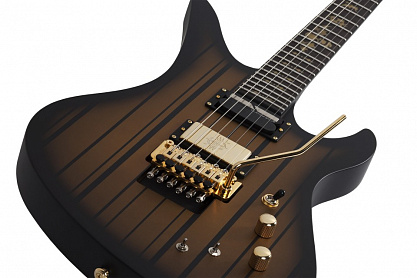 ЭЛЕКТРОГИТАРА SCHECTER SYNYSTER CUSTOM-S SGB