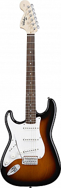 ЭЛЕКТРОГИТАРА FENDER SQUIER AFFINITY STRATOCASTER BS