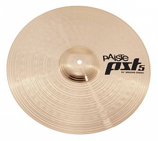 ТАРЕЛКА PAISTE 16 MEDIUM CRASH PST5
