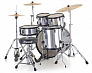 БАРАБАННАЯ УСТАНОВКА SONOR SFX 11 STAGE 1 BUNDLE SET BRUSHED CHROME