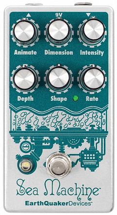 Гитарная педаль EarthQuaker Devices Sea Machine (V3)