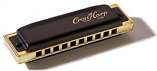 ГУБНАЯ ГАРМОШКА HOHNER CROSS HARP 565/20 MS BB
