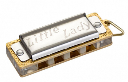 Губная гармошка HOHNER LITTLE LADY AR