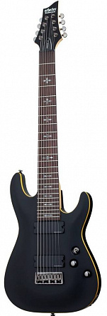 ЭЛЕКТРОГИТАРА SCHECTER DEMON-8 SBK
