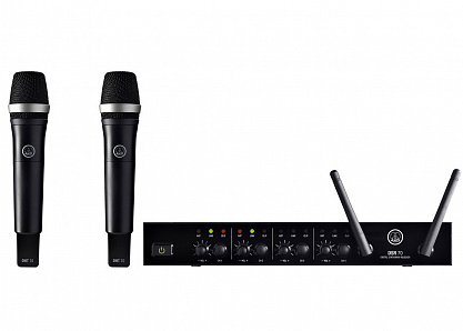 Радиосистема AKG DMS70 Q VOCAL SET DUAL