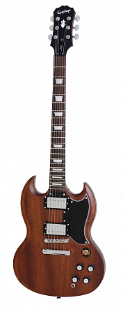 ЭЛЕКТРОГИТАРА EPIPHONE FADED G-400 WORN BROWN CH