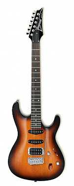 ЭЛЕКТРОГИТАРА IBANEZ SA160 BROWN SUNBURST