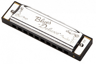 Губная гармоника FENDER Blues Deluxe Harmonica E