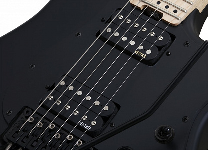 Электрогитара SCHECTER SUN VALLEY SUPER SHREDDER FR SBK