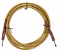 FENDER CUSTOM SHOP 10' INSTRUMENT CABLE TWEED