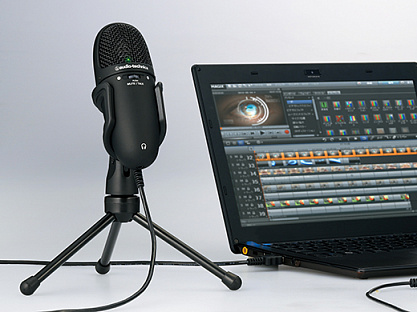 USB МИКРОФОН AUDIO-TECHNICA AT9934USB