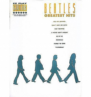 HAL LEONARD 702072 THE BEATLES GREATEST HITS
